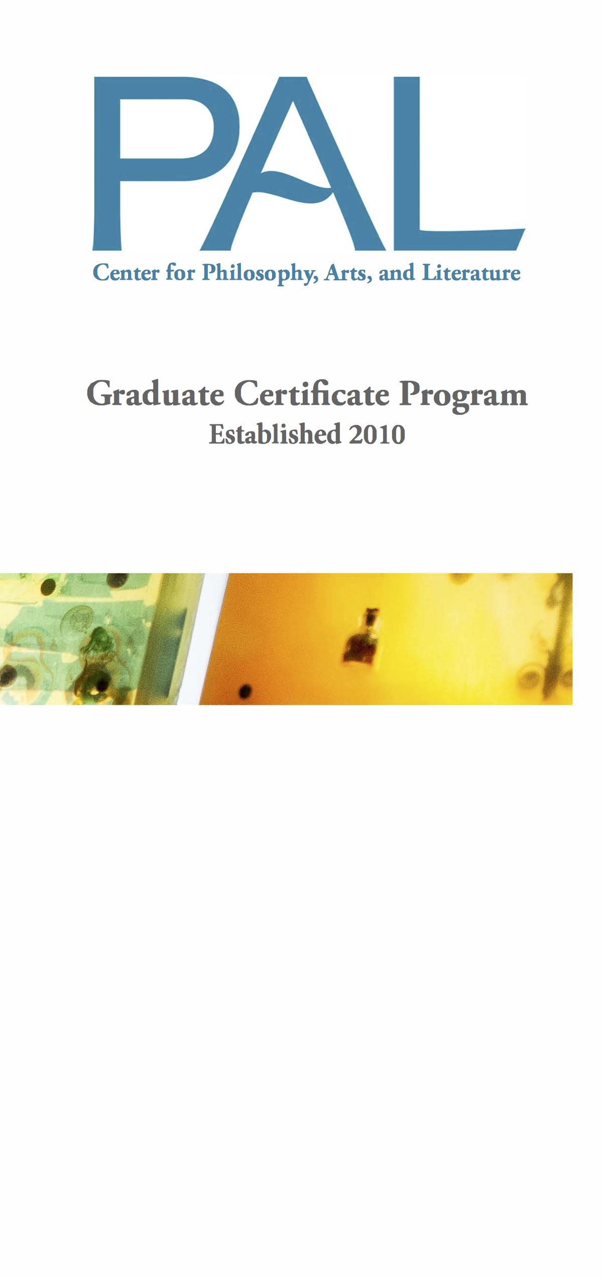 Certificate | PAL