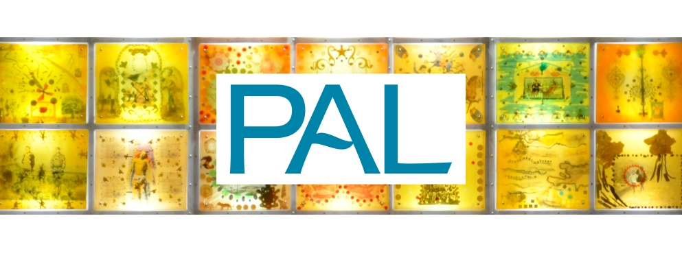 PAL brick border