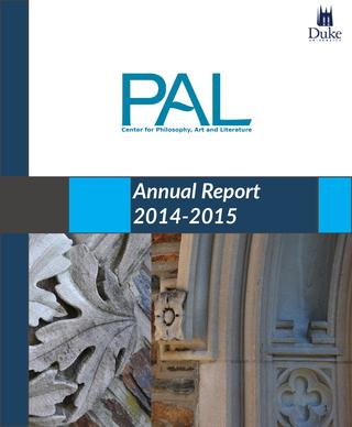 PAL 2014-15 Annual Report