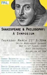 shakespeare and philosophy