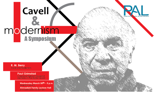 Cavell and Modernism web-01